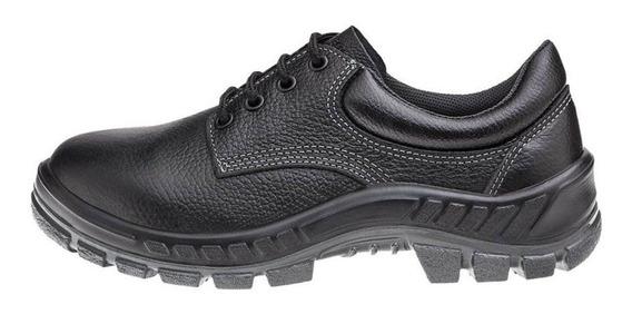 Sapato Cadarco Couro - 50s29m-bp - Marluvas