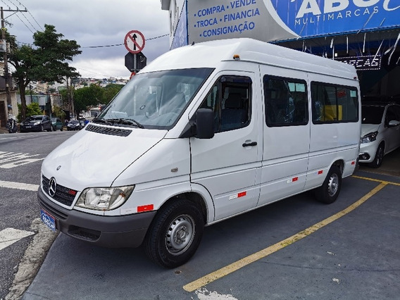 Sprinter 313 Cdi 2.2 Van 16 Lugares Teto Alto 2009