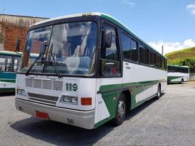 Ônibus Comil Rodoviário Curto Mercedes Dianteiro