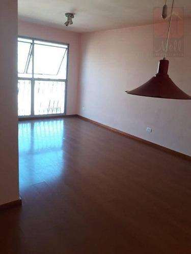 Imagem 1 de 24 de Jaguaré  Vendo Apartamento Com 78m²  Com Três Dormitórios - Ap1141