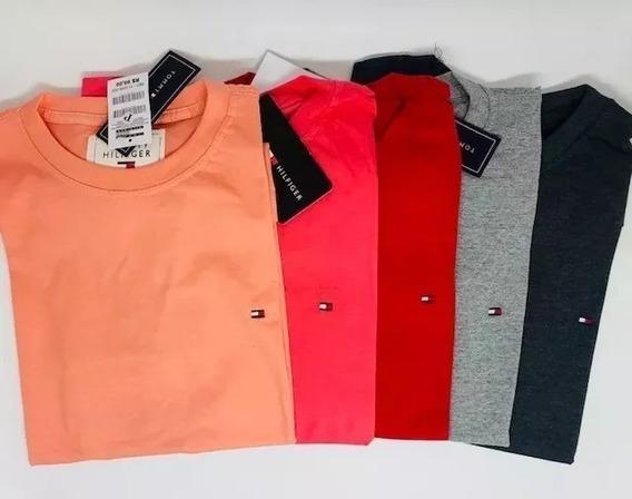 Kit 10 Camisas Básicas