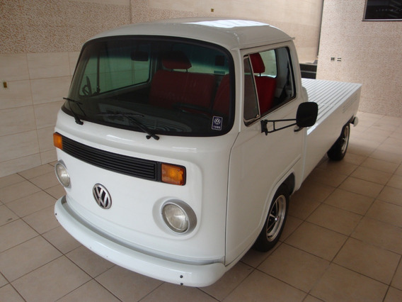 Volkswagen Kombi 1999 1.6 2p Gasolina