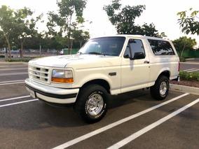 Ford Bronco Xlt Sport