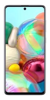 Smartphone Samsung Galaxy Preto A71 128gb Dual Chip Android