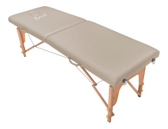 Cama Masaje Profesional Onof Ajustable Lijera Terapia Casa