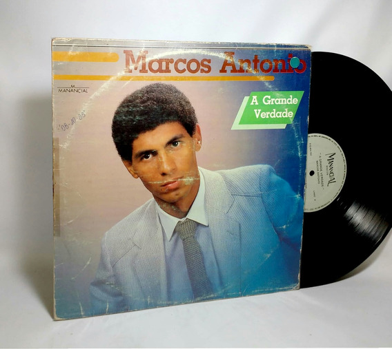 Lp Marcos Antônio - A Grande Verdade