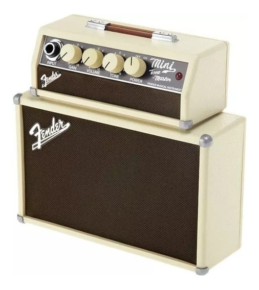 Mini Cubo Fender Tone Master