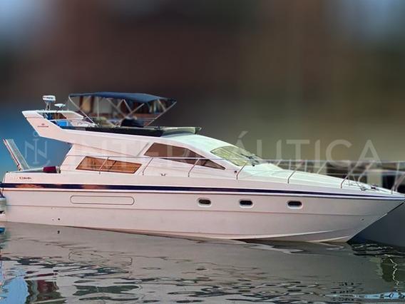 Intermarine 440 Full 1999 Azimut Ferretti Real Cimitarra