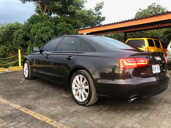 Audi A6 2013 Black Edition 2000cc