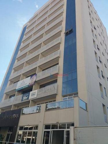 Imagem 1 de 6 de Sala Para Alugar, 30 M² Por R$ 1.100,00/mês - Jardim Aquarius - São José Dos Campos/sp - Sa0406