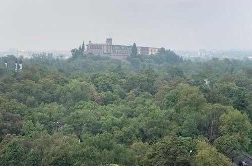 Anzures, 70m2, Vista Al Castillo De Chapultepec, Vigilancia