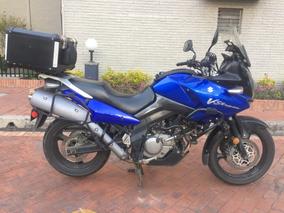 Por Viaje - Suzuki Vstrom Dl650 2006 - Acepto Ofertas