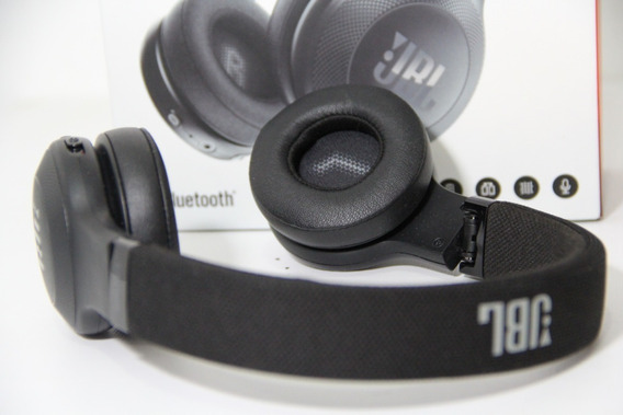 Fone De Ouvido Headphone Jbl On Ear E45bt Bluetooth Preto