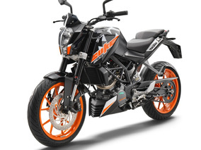 Ktm Duke 200 Negro 0km 2019 Automoto Lanus