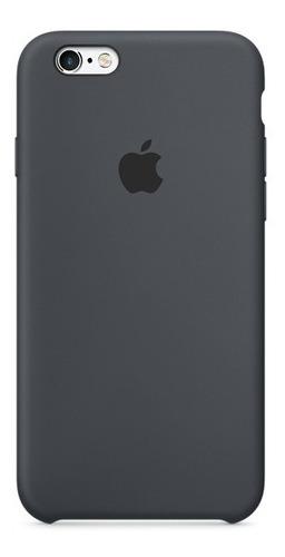 Funda iPhone 5 5s Se Apple Original Silicona Soft Floresta