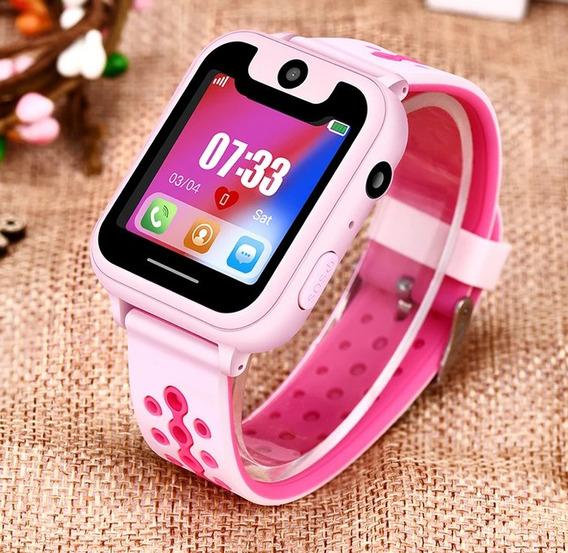 Relógio Inteligente Rastreador Para Criança