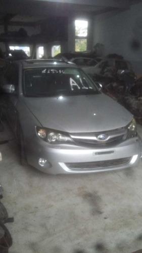 Subaru Impreza  Ano 2011  Sucata Para Peças