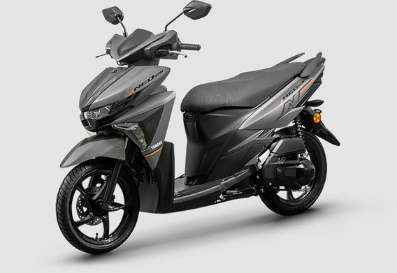 Neo 125 0 Km Cinza Fosco Automática Yamaha