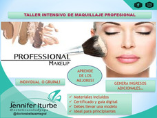 Taller Maquillaje Profesional Y Automaquillaje