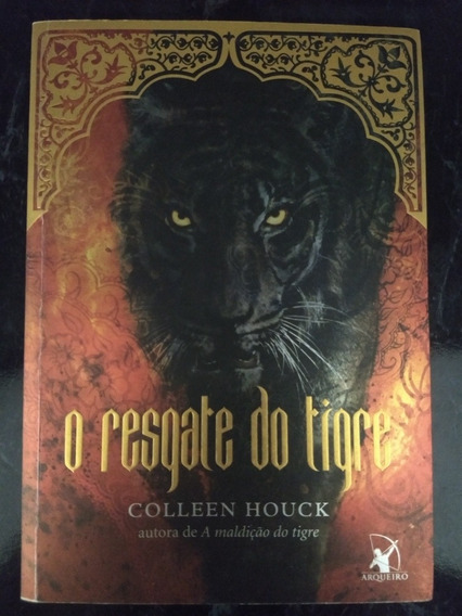 Livro 2 - O Resgate Do Tigre ( Colleen Houck)
