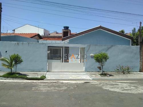 Imagem 1 de 20 de Casa Com 2 Dormitórios À Venda, 76 M² Por R$ 180.000,00 - Jardim Santa Maria - Rio Claro/sp - Ca0455