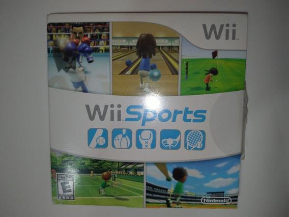 Wii Sports ¬ Original Padrão Americano