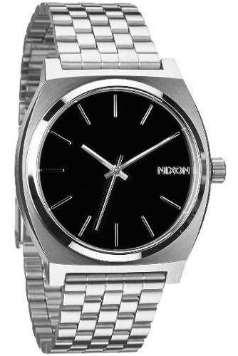 Relógio Nixon Time Teller X A045 000 Black Garantia 2 Anos