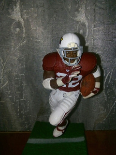 Figura Mcfarlane Nfl Arizona Cardinals Emmit Smith Loose