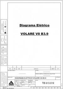 Diagrama Elétrico Volare V8 B3.9