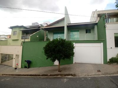 Oportunidade! Excelente Casa 04 Quartos Padrão Luxo No Bairro Cabral - 4971