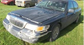 Mercury Grand Marquis 2001 (en Partes) 1998 - 2002 Motor 4.6