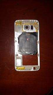 Carcaça Galaxy S6 Dourado
