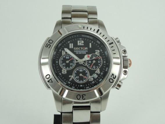Relógio Sector Chrono Masculino Movt. Quartz - 100% Original