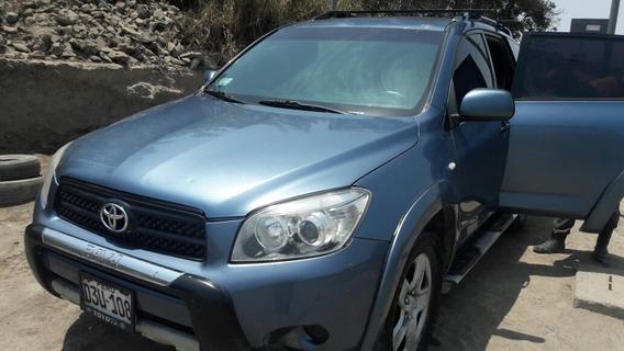 Ocasión Se Vende Camioneta Toyota Rav4 4x4 Full 2007