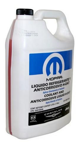 Refrigerante H-oat Mopar Galon Liquido Anticorrosivo
