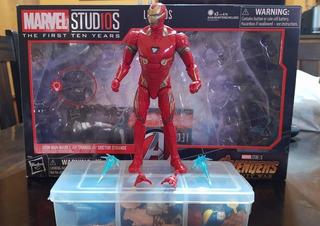 Ironman Mark 50 Marvel Legends Edición Especial