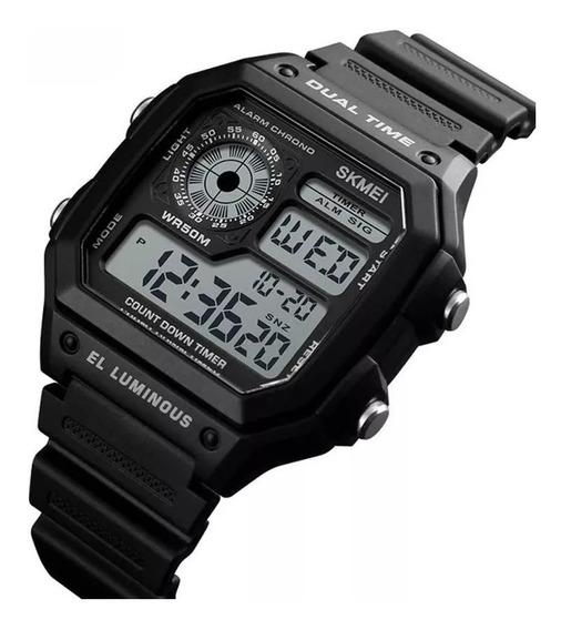Relógio Masculino Skmei 1299 Digital Esportivo