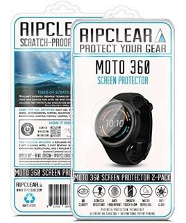 Ripclear Moto 360 Sport Smartwatch Kit Protector De Pantalla