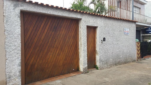 Casa Residencial À Venda, Vila Diva (zona Leste), São Paulo - Ca2562. - Ca2562