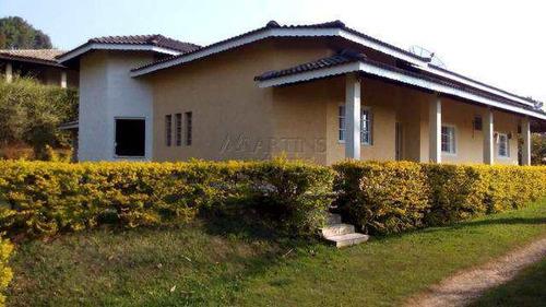 Imagem 1 de 15 de Caxambu   Chácara 350 M²  3 Dorms 2 Vagas Cobertas   R-5733 - V5733