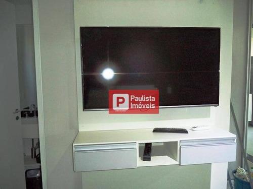Apartamento Com 1 Dormitório À Venda, 39 M² Por R$ 705.000 - Vila Olímpia - São Paulo/sp - Ap28632