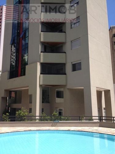 Apartamento Para Venda, 2 Dormitórios, Morumbi - São Paulo - 3202
