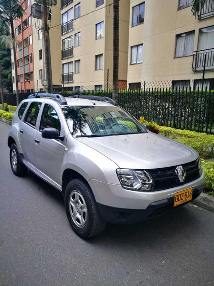 Renault Duster Zen, 4x2, 1.6 L, Modelo 2020. Primer Dueño