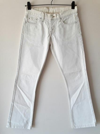 Pantalon Jean Levis W 24 L 32 Modelo 575 Divino