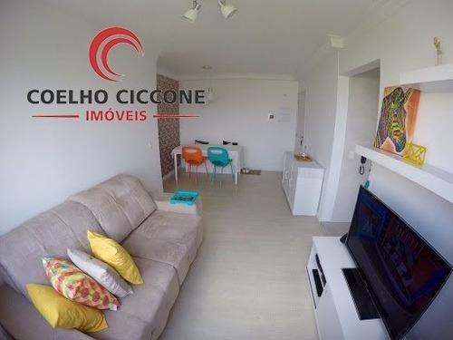 Imagem 1 de 15 de Compre Apartamento Em Pauliceia - V-1403