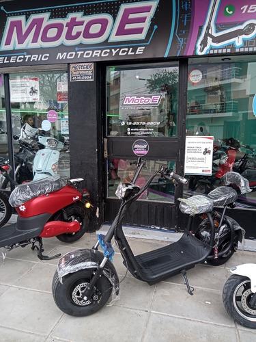Imagen 1 de 4 de Citycoco Electrico Futur-e Bat.litio - Moto E
