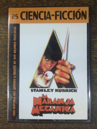 La Naranja Mecanica (1971) * Dvd * Ciencia Ficcion *