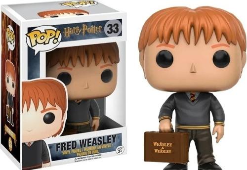 Funko Pop Harry Potter 33 Fred Weasley Alternativo