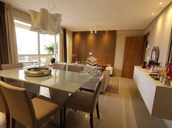 Apartamento Com 3 Quartos À Venda, Aldeota, Novo, 95m2, 2 Vagas, Lazer Completo. Financia. - Ap0626