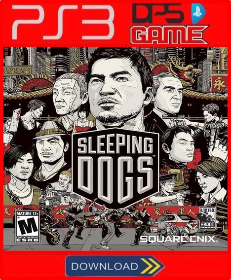 Sleeping Dogs Ps3 Psn Digital Envio Rapido Promoção